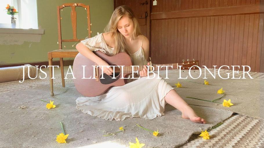 """""""Just A Little Bit Longer"""" - Zoee // Video"""