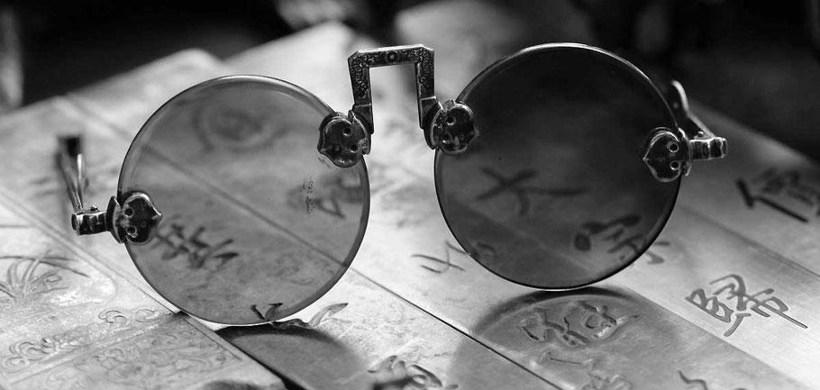 'Better Eyesight Magazine' de juillet 1920 : quel effets ont les lunettes sur nous
