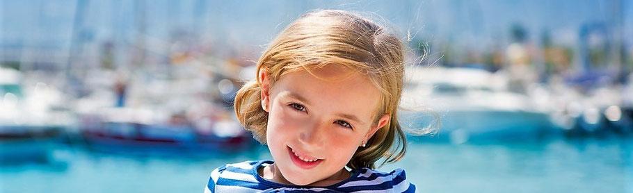 Mitsegeln Mallorca Spanien Marina Familientörn Single mit Kind