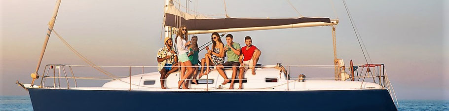 Mitsegeln Balearen ab Palma de Mallorca für Erwachsene
