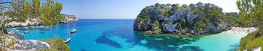 Segelreise Mallorca Erwachsene - Bucht Palma de Mallorca Mitsegeln Alcudia Segelferien Portocolom Segeln mit Skipper Spanien