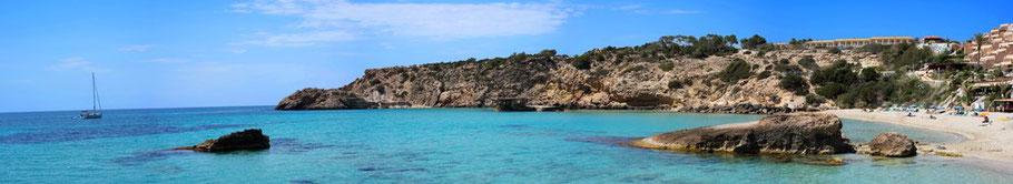 Segelurlaub mit Skipper Mallorca und Ibiza