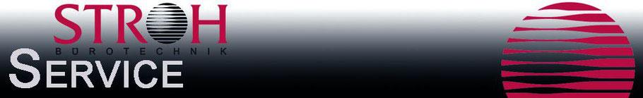 Titelbild Überschrift Bürotechnik Stroh GmbH Service Miet All In Vertrag