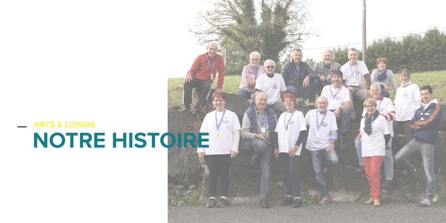 Notre histoire, comment c'est créée notre association et notre évenenement depuis plus de 20 ans maintenant. Des passionnés d'art et d'artisanat qui durant une année entière s'activent pour organiser un événement culturel en milieu rural.