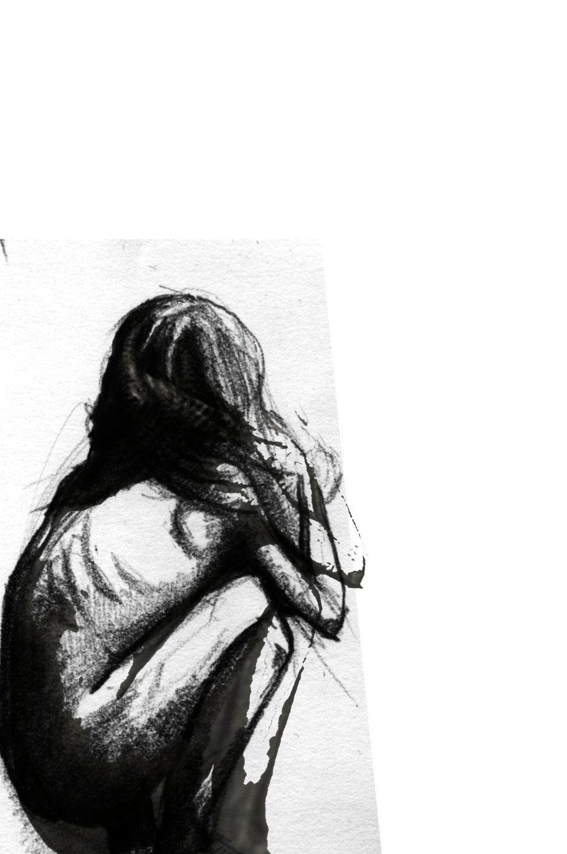 Mein sanfter Zwilling,  Umschlaggestaltung mit Illustration von Julia B. Nowikowa