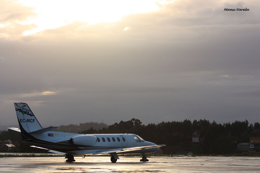 Cessna Citation Airnor en Alvedro
