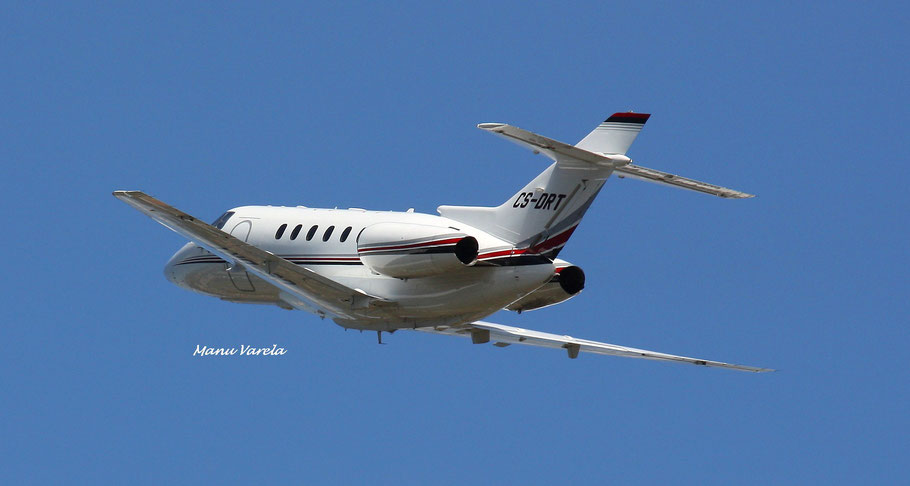 Raytheon Hawker 800XPi