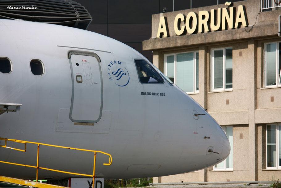 Aeropuerto de Alvedro - LCG/LECO Spain