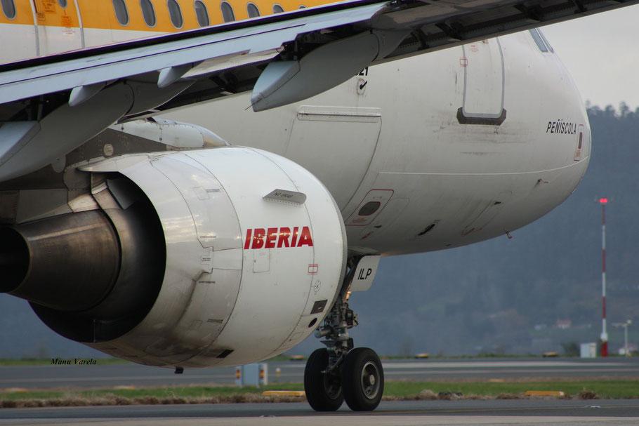 Turbina A321 IBE