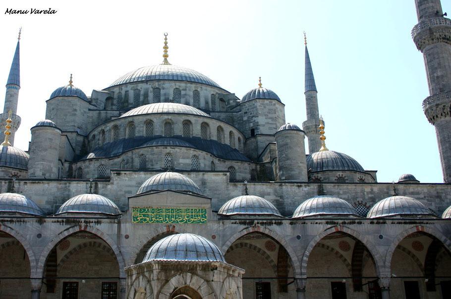 Mezquita de Solimán el Magnífico - Estambul