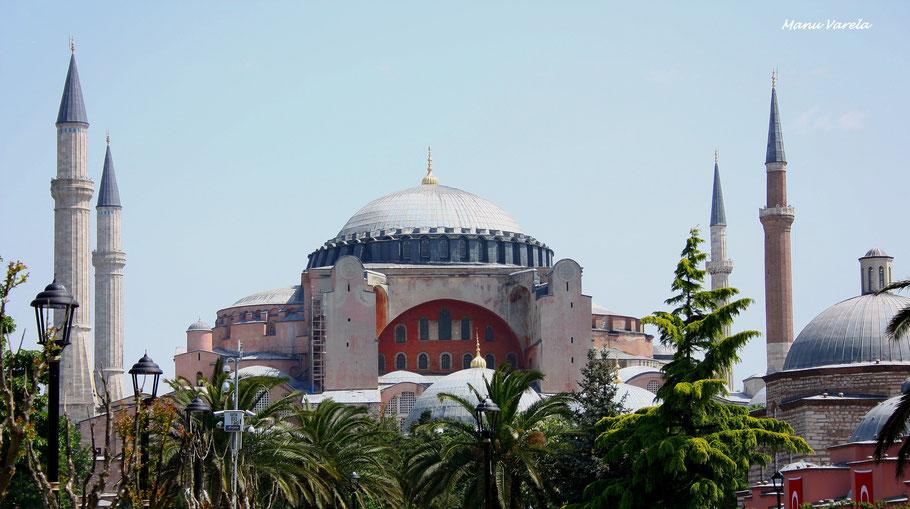 Mezquita Santa Sofía - Estambul