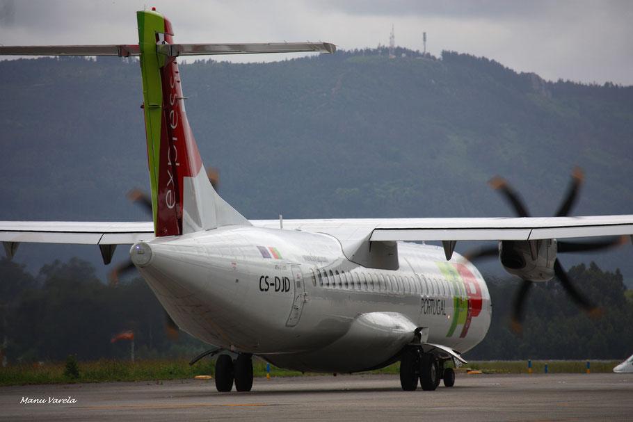 ATR 72/600 TAP Portugal Express