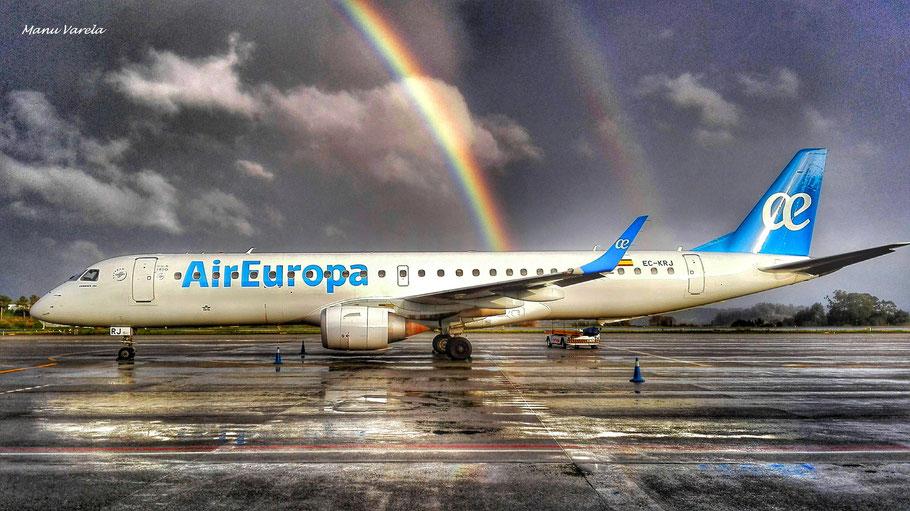 "Embraer ERJ195 - Air Europa ""New libery"""