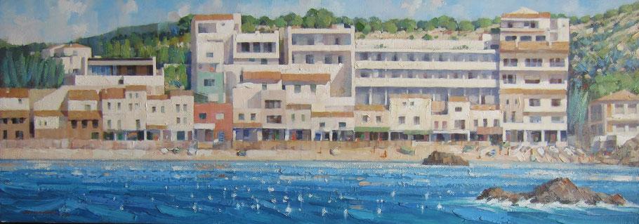 Pintura d'Ernest Moradell