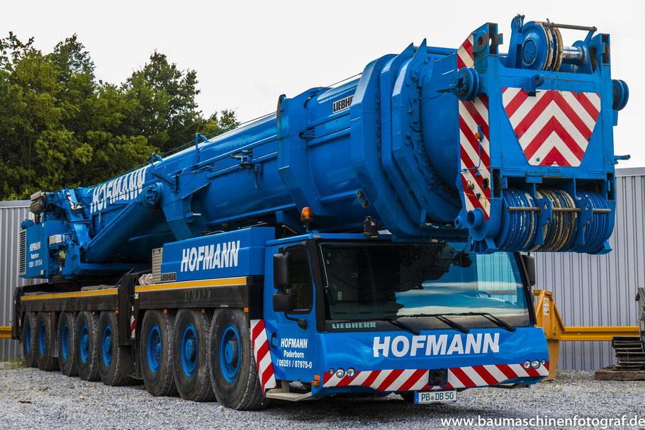 LIEBHERR LTM 1400-7.1 Hofmann