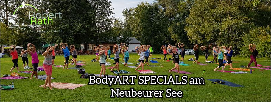 bodyART special outdoor Robert Rath Neubeurer See