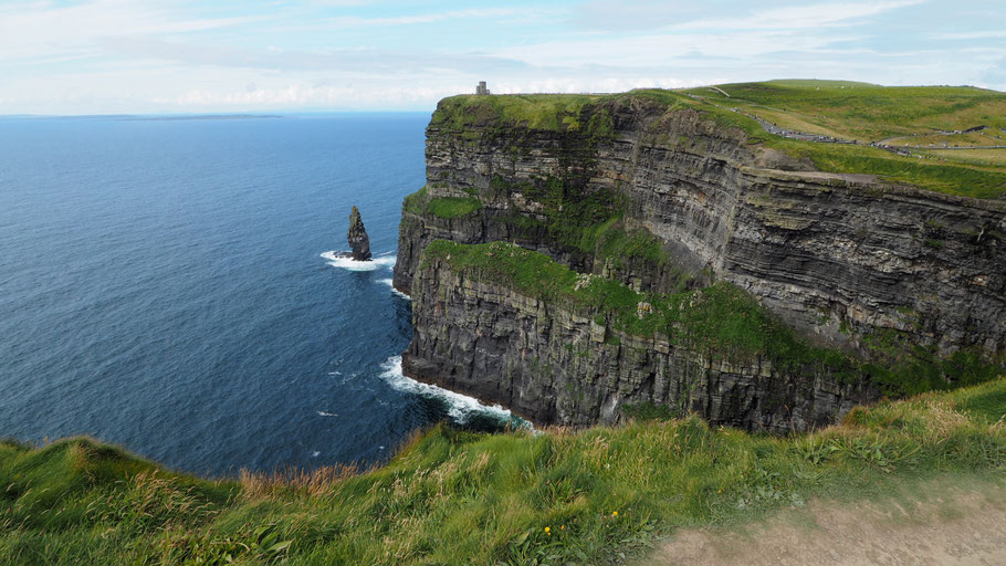Cliffs of Moher. Photo by RK.