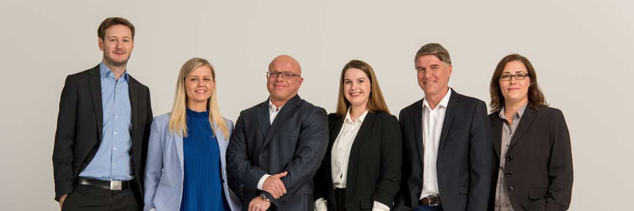 Kanzleiteam Rechtsanwälte in Rastatt und Bühl