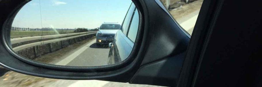 Nötigung im Straßenverkehr - Rechtsanwalt für Verkehrsrecht