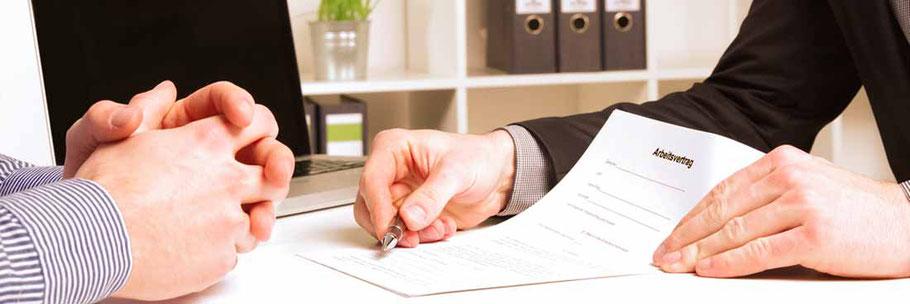 Rechtsanwälte für Arbeitsrecht und Arbeitsverträge in Rastatt und Bühl