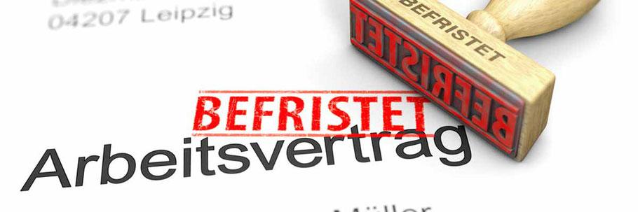 Befristete Arbeitsverträge für Rentner erlaubt? Rechtsanwalt für Arbeitsrecht - Christopher Müller