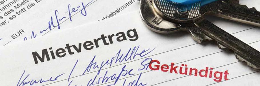 Rechtsanwalt für Mieter und Vermieter - spezialisiert auf Mietvertragskündigungen