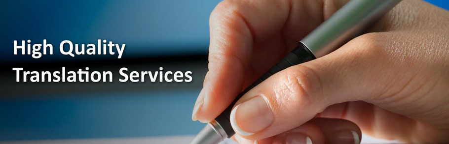 trusted Translation Services London - UK