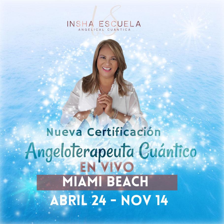 cursos angelicos, cursos de angeles, cursos angelicos en USA, maestria angelica, angeloterapeuta, certificaciones angelicas,angeologia