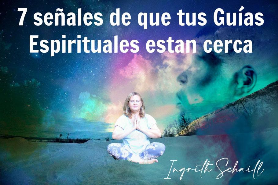 señales de que tus guias espirituales estan cerca, guias espirituales, espiritualidad, curso espiritual