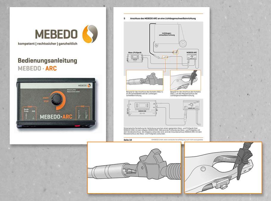 Bedienungsanleitung Mebedo ARC