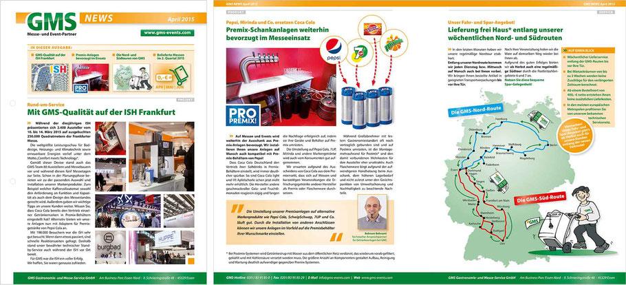 Print-Newsletter GMS GmbH