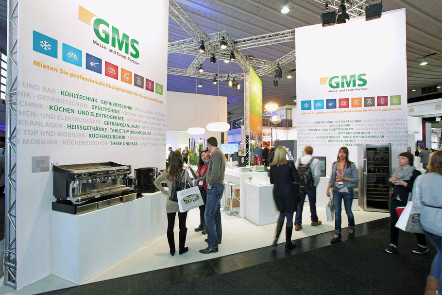 Messestandgestaltung GMS GmbH