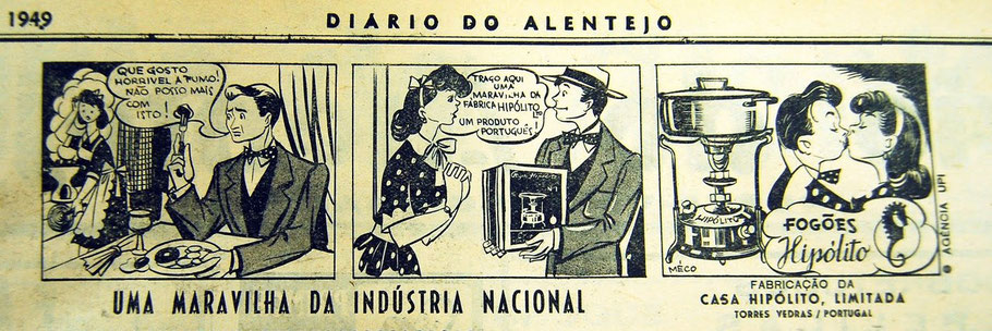 Werbung 1949