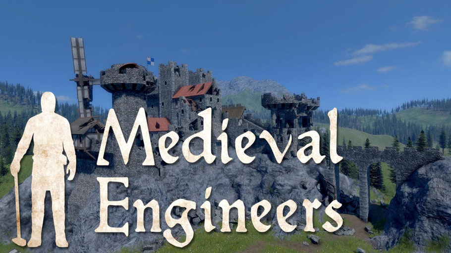 Medieval Engineers Castle Destroy