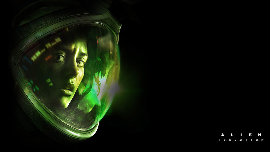 Alien Isolation Survival Game Wallpaper