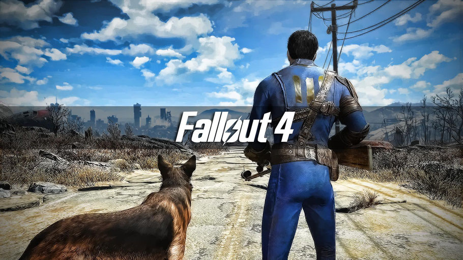 Fallout 4 Survival Games Screenshot