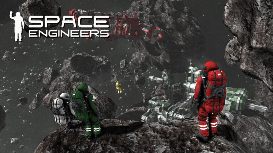 Space Engineers Survival Game