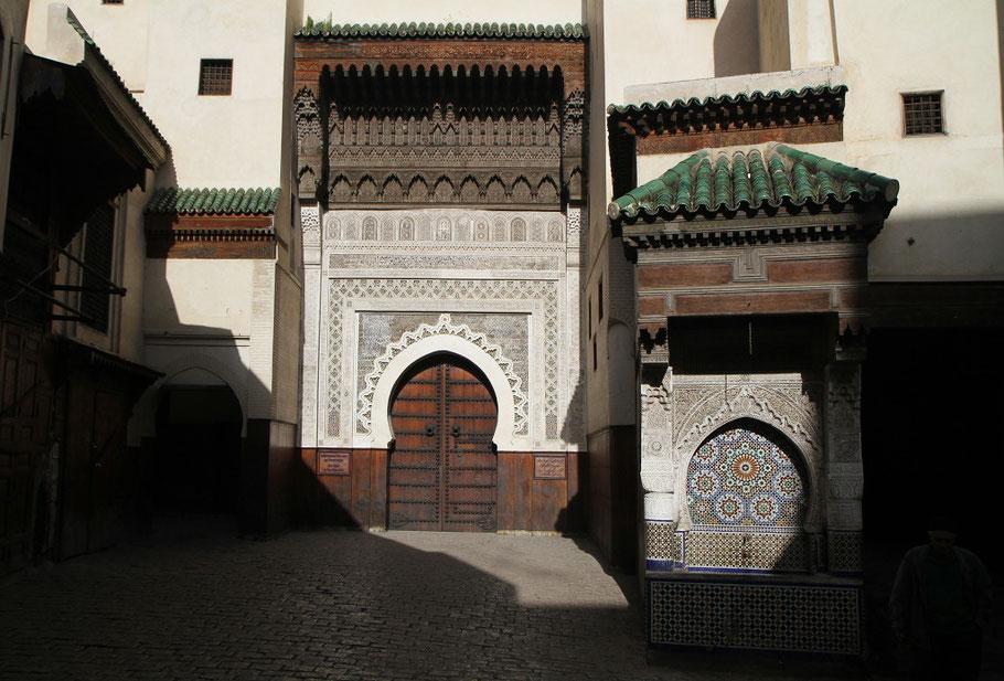 Place de Nejjarine