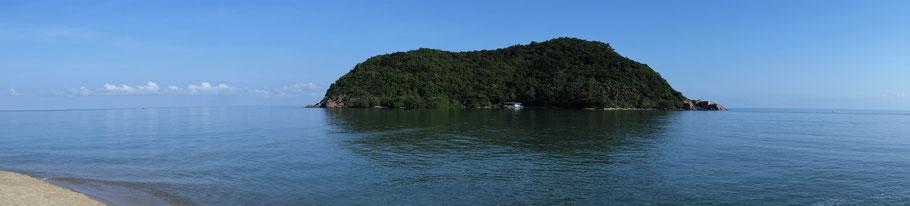 Die Insel Koh Ma