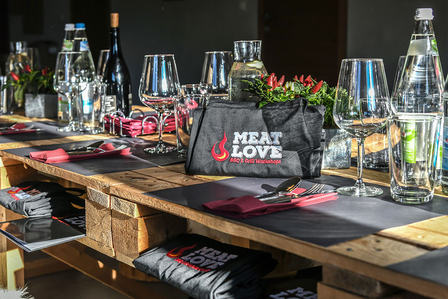 "BBQ Workshop ""Grillen mit Stil"" September 2019"