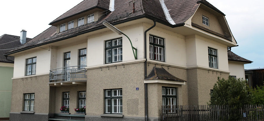 Kastenfenster Kranz , Rahmenpfostenfenster, Doppelfenster, box type windows