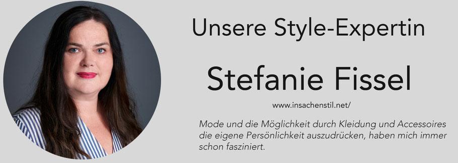 Modeexpertin , Stylingtipps für Mollige