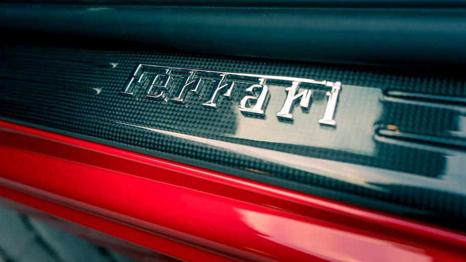 Ferrari California T Handling Specialeri
