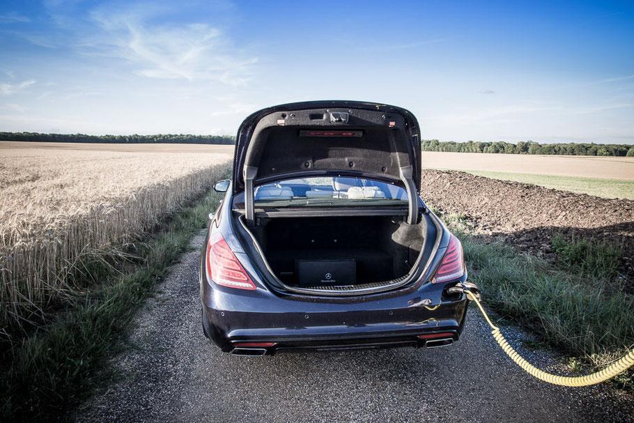 S500 plug-in hybrid