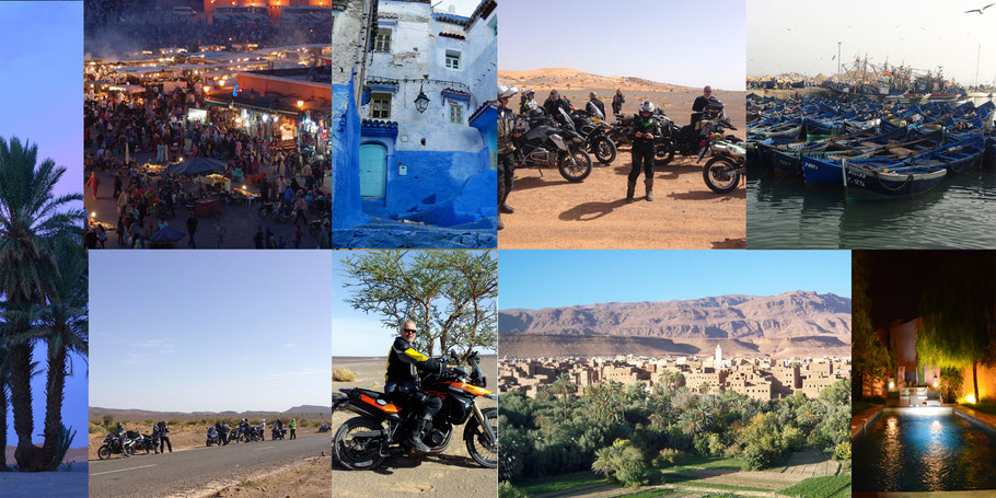 Morocco, the most diversified and safest country in North Africa