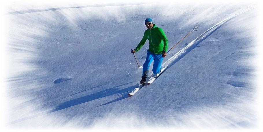 ski les rousses jura école de ski telemark