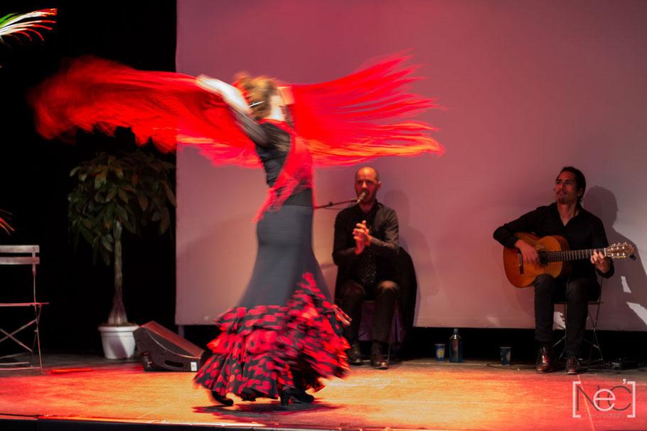 Nino de Gambetta concert de flamenco