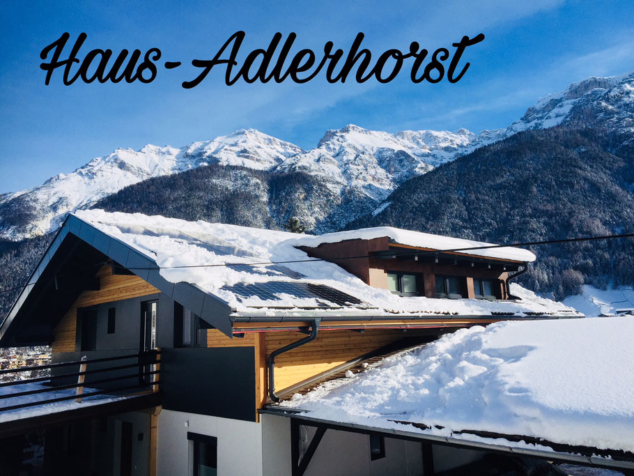 Home - Haus Adlerhorst - Neustift Stubaital - HAUS