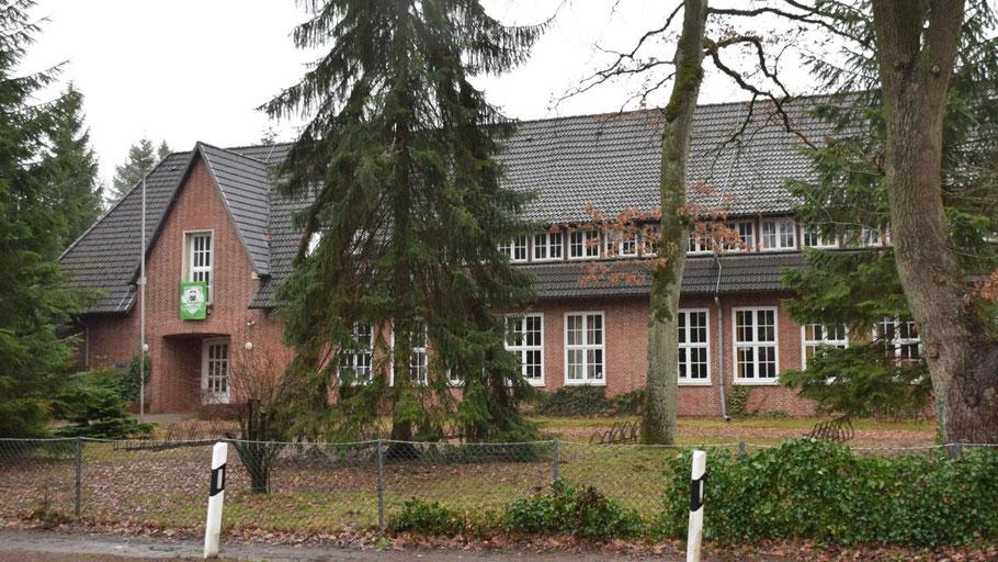 Das historische Gebäude der Waldschule soll erhalten bleiben