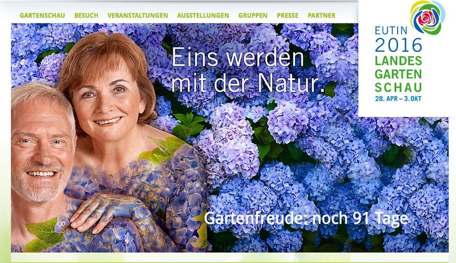 Die Landesgartenschau in Eutin ist das Ziel für den neuesten Ausflug der Senioren-Union.